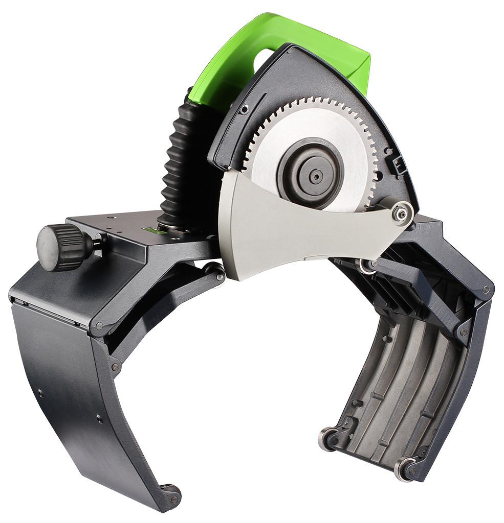 Электрический труборез  LIDEN Roar-400 для стальных и пластиковых труб