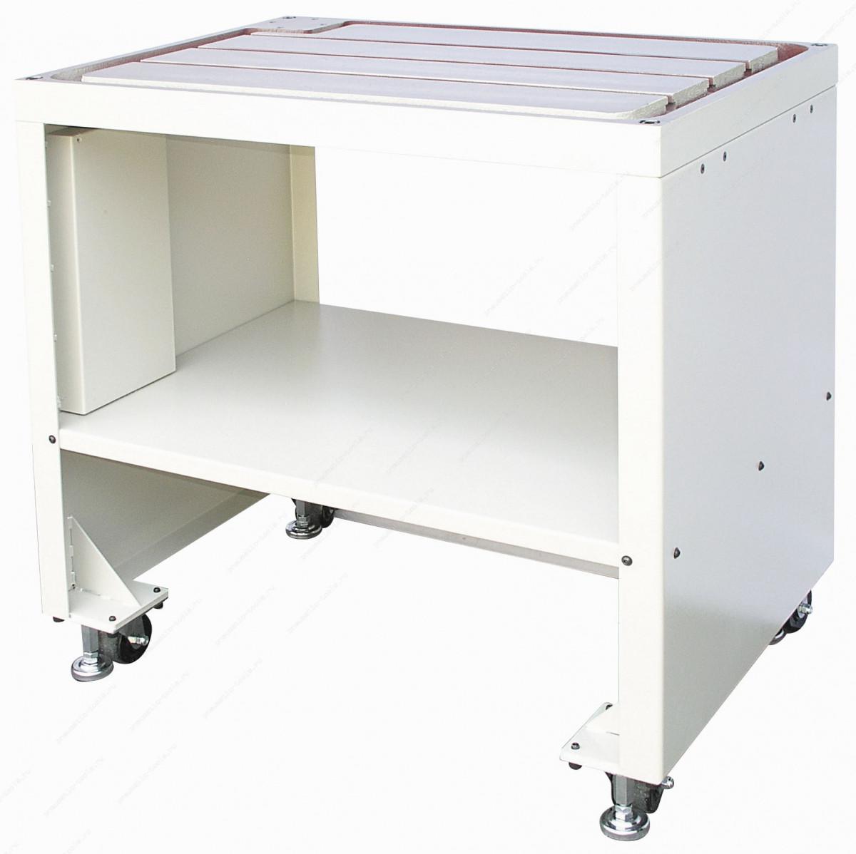 TM 800032 Стол для резьбонарезного манипулятора габариты (д х ш х в), мм: 900х630х900;  масса, кг: 200